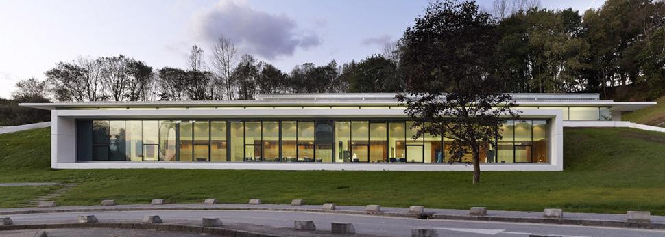 Impermeabilización Edificio IMOMA (Oviedo)