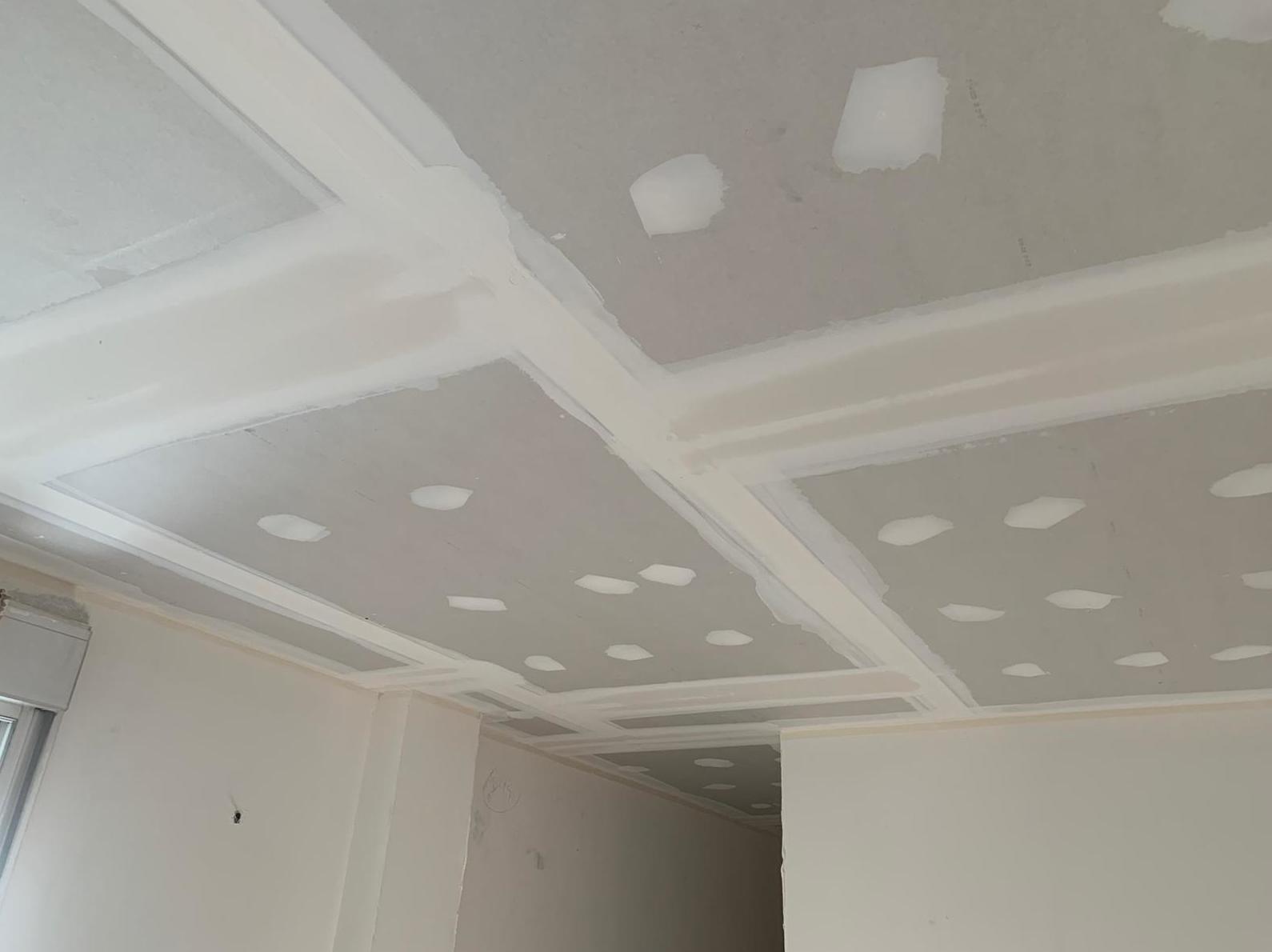 Falsos techos de pladur en las Rozas