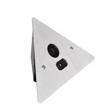 Cámara de esquina, iluminación IR de 7 m: Productos y Servicios de CCTV BURGOS