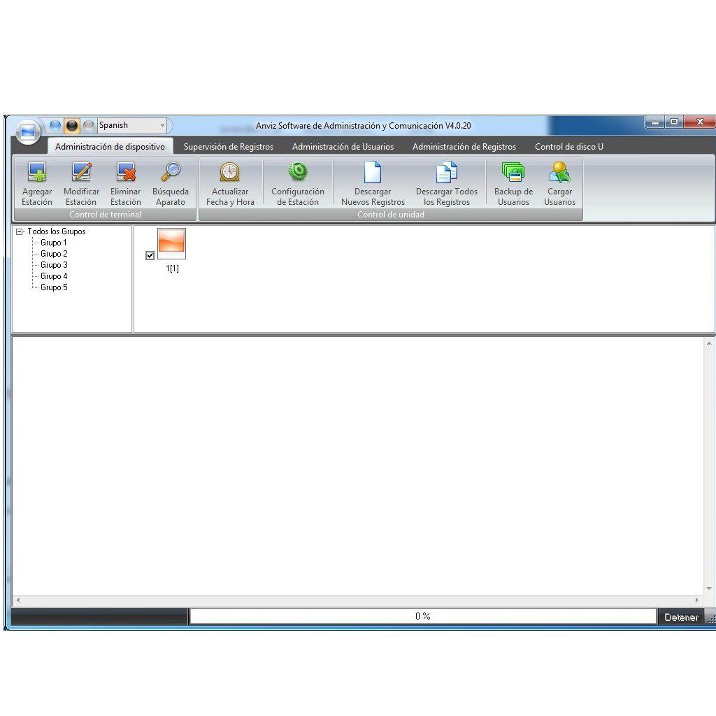 Software de control de presencia: Productos y Servicios de CCTV BURGOS