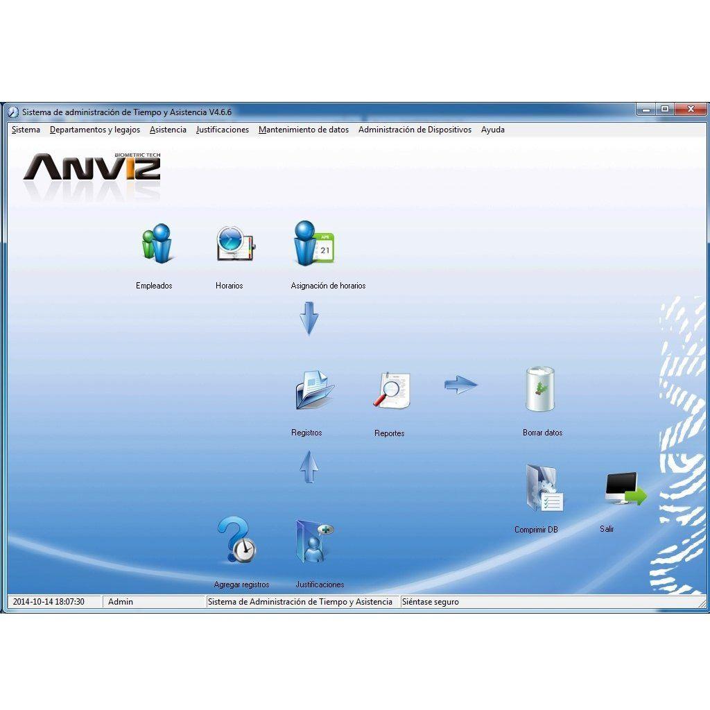 Software de control de accesos: Productos y Servicios de CCTV BURGOS