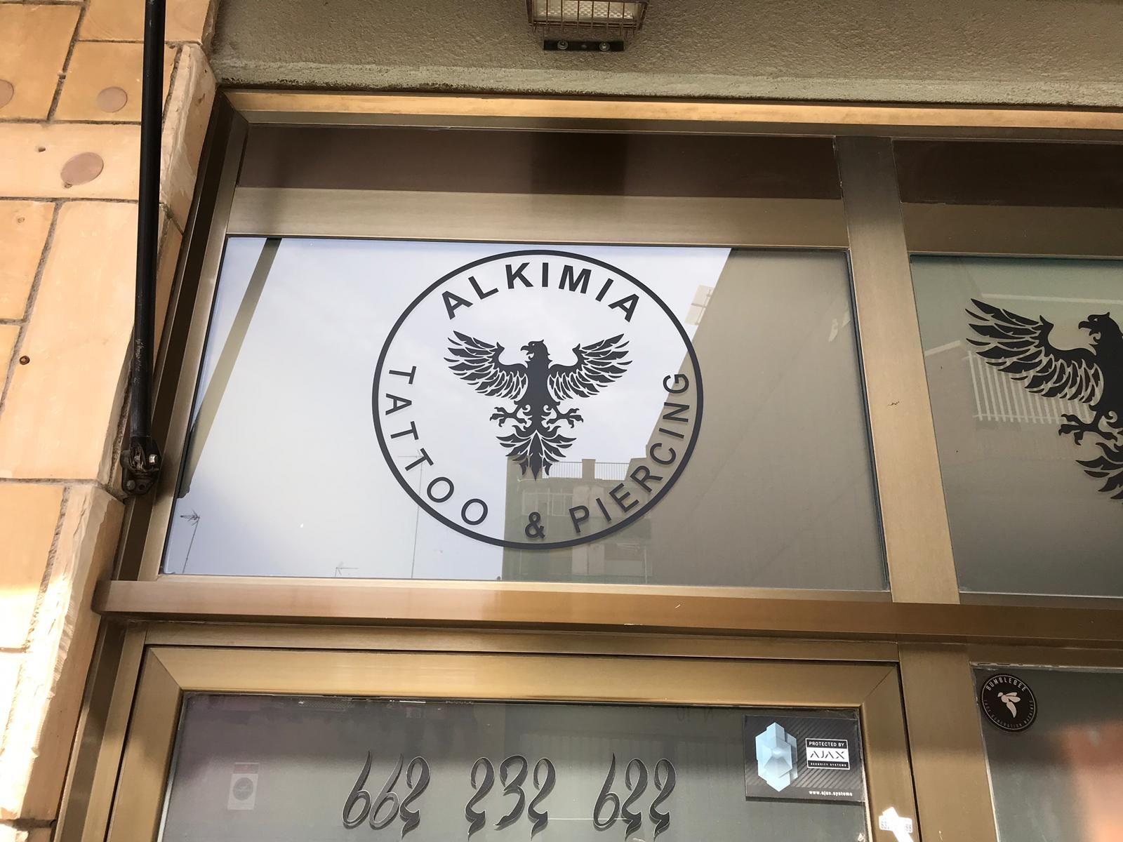 Productos de la marca Alkimia para profesionales