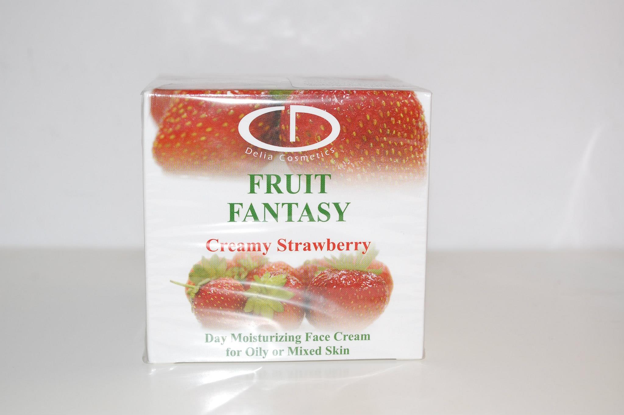 Fruto fantasía-Crema fresas: Nuestros productos de Comercial 11