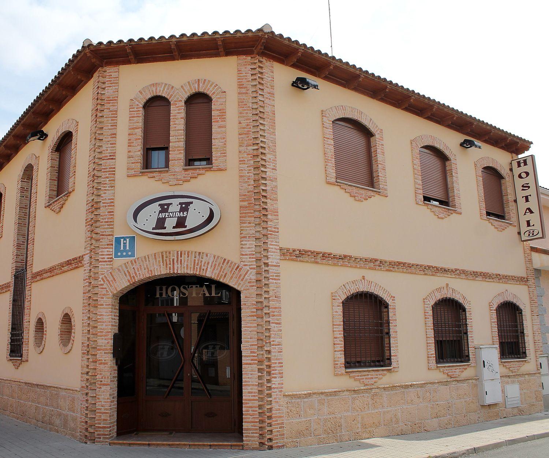 Hostal en San Martín de la Vega