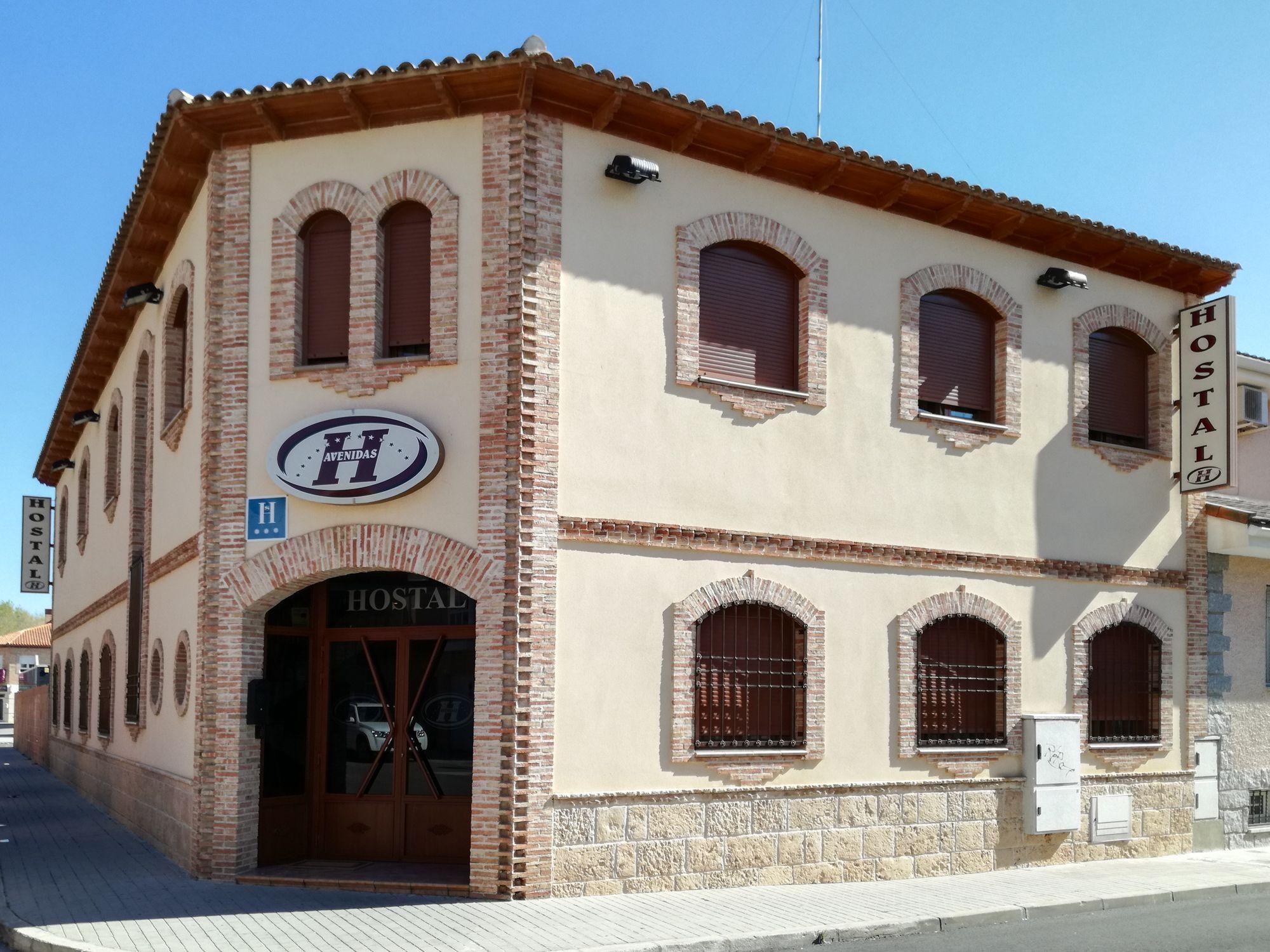 Foto 5 de Hoteles y alojamientos rurales en San Martín de la Vega | Hostal Avenidas