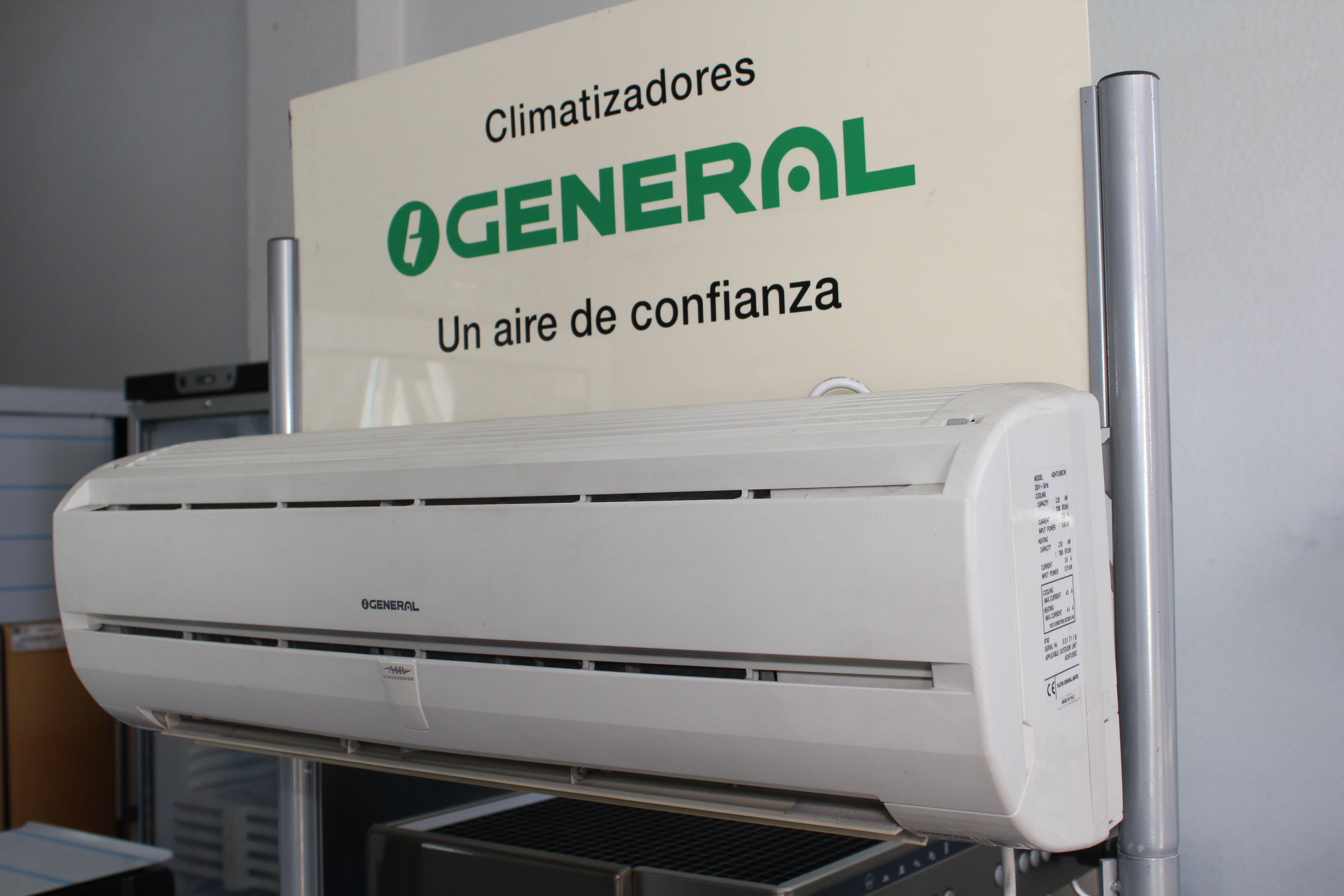 Instalación de aire acondicionado en Zamora