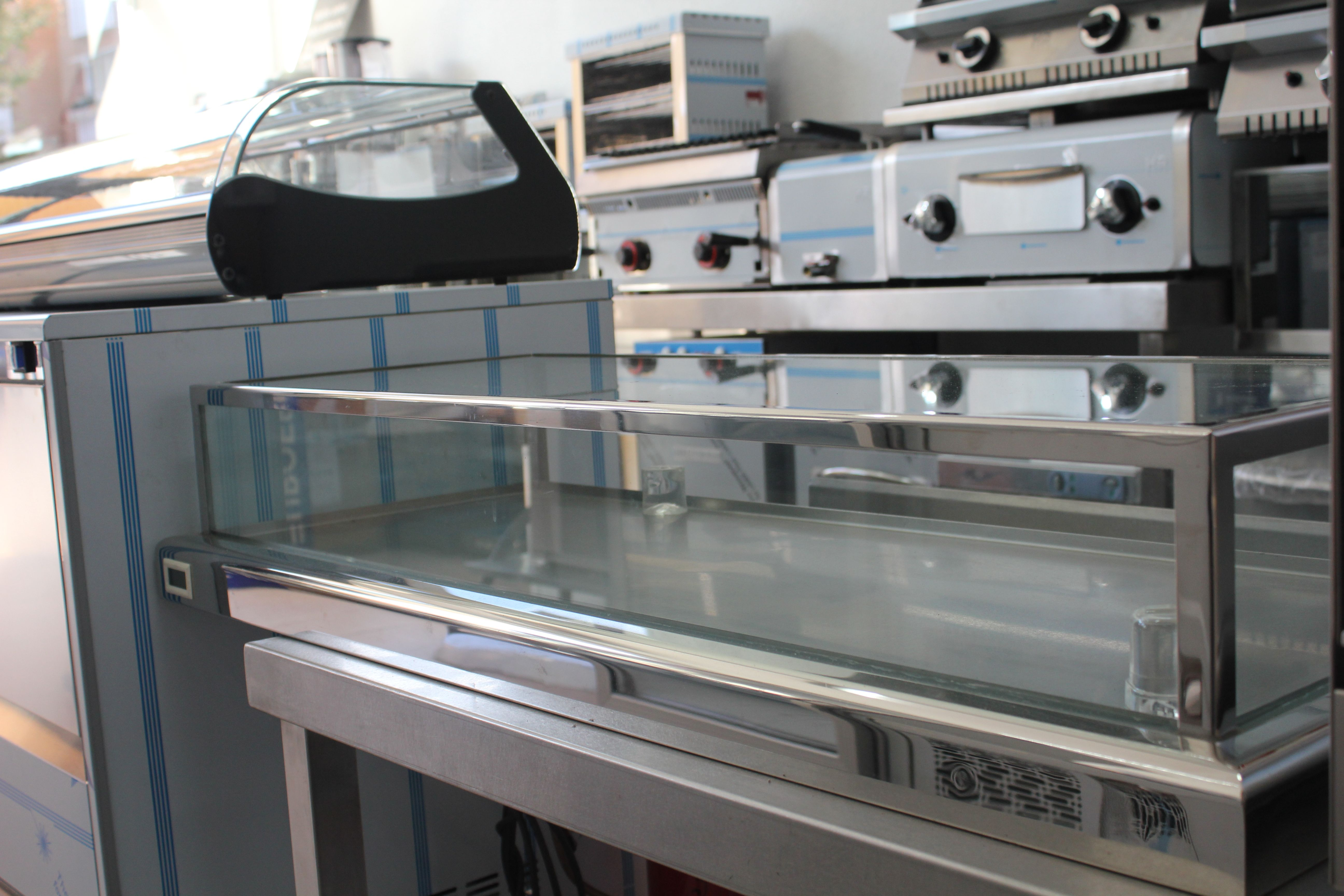 Venta de maquinaria de hostelería en Zamora