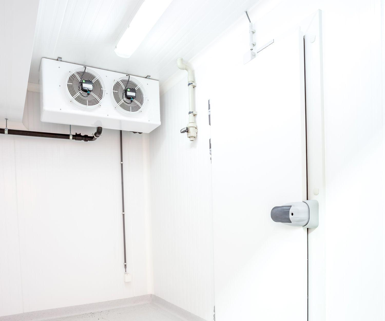 Instalación de frío industrial para hostelería en Zamora