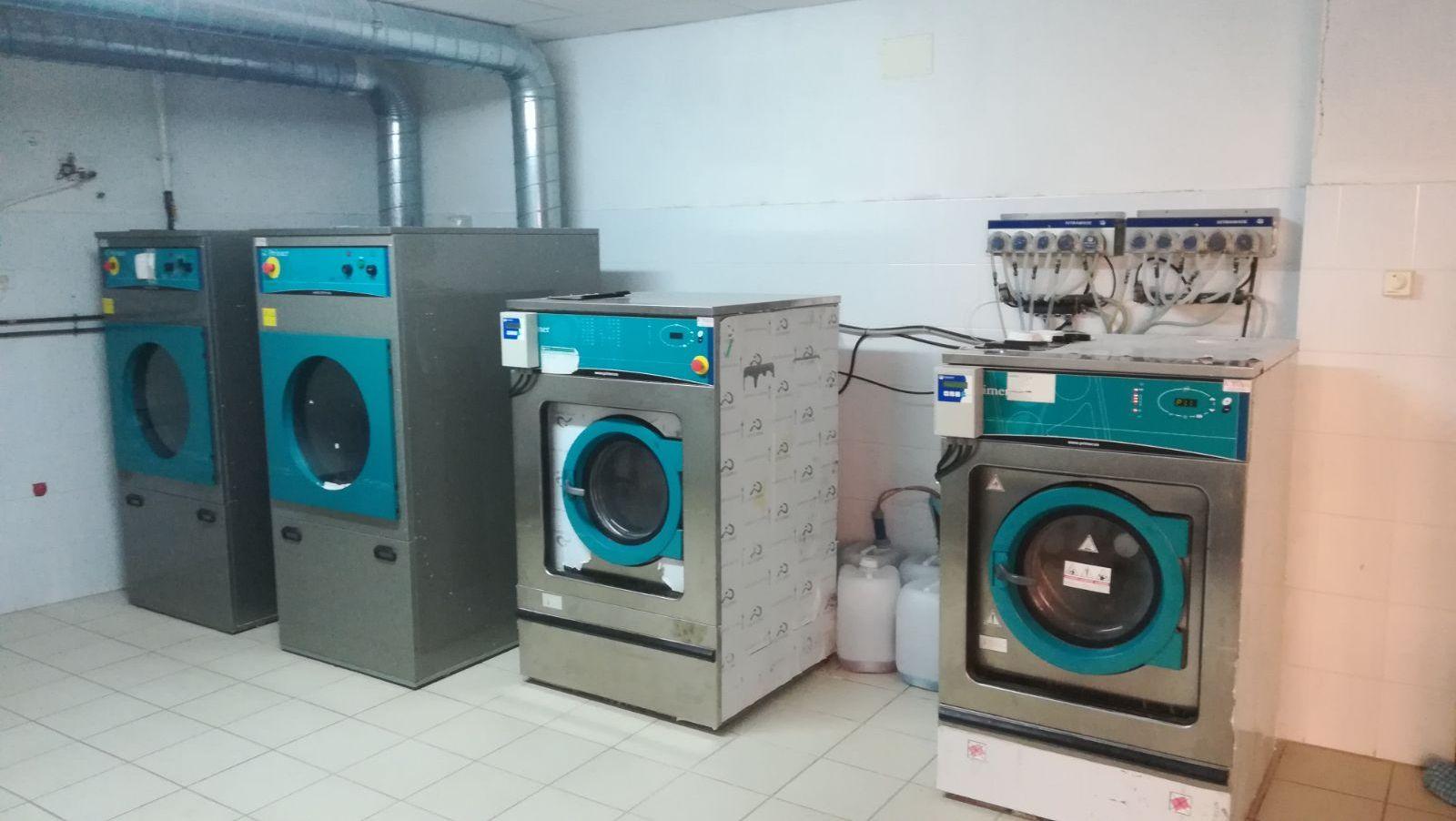Lavadoras industriales en Zamora