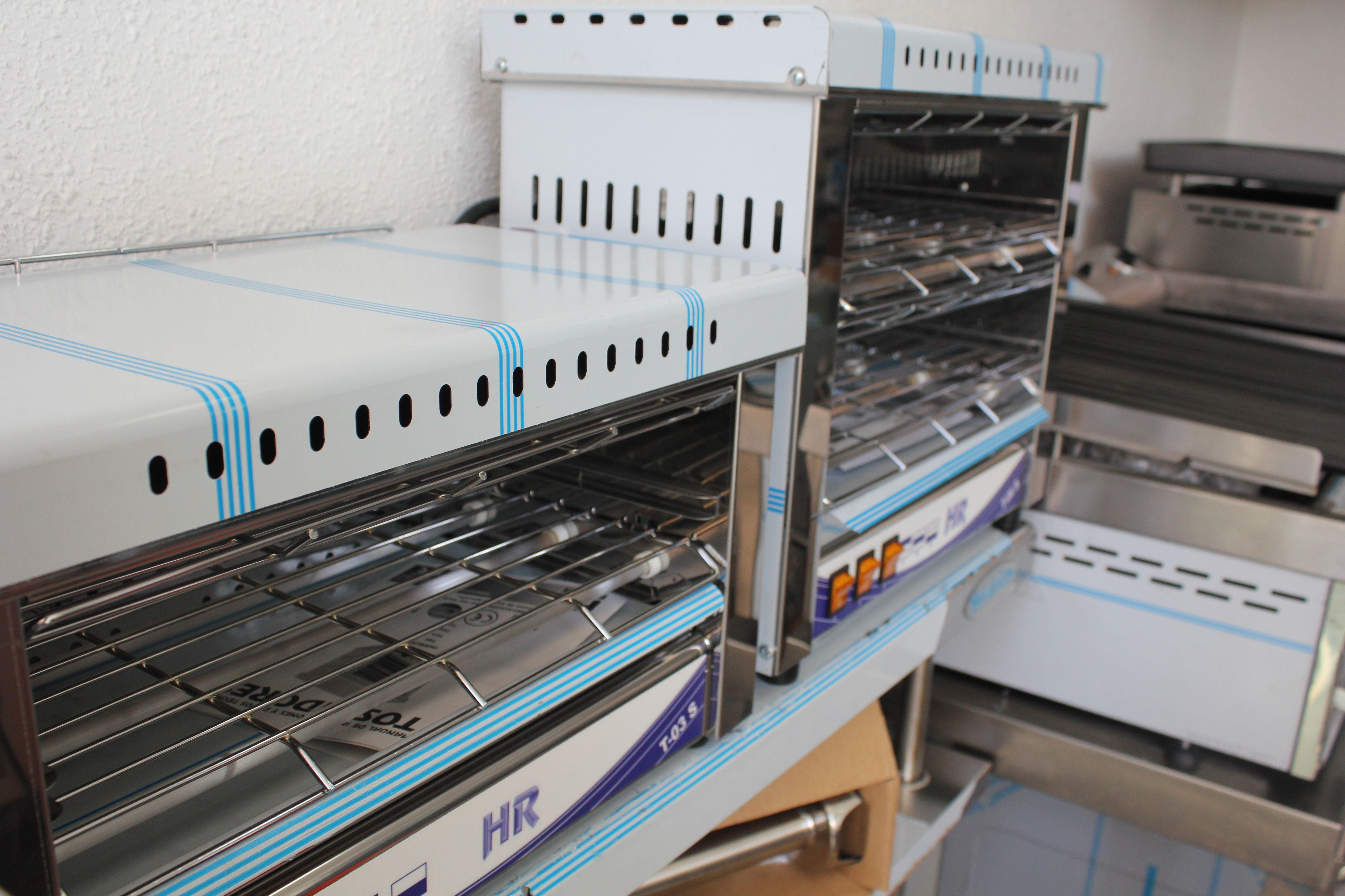 Maquinaria de hostelería en Zamora
