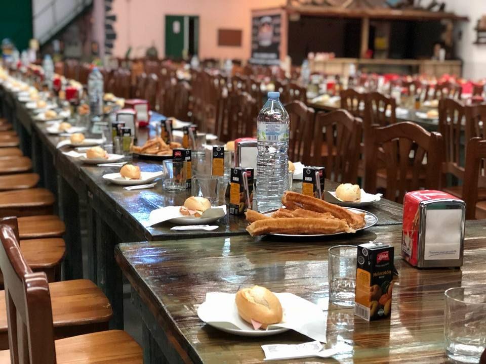 Preparamos tu mesa