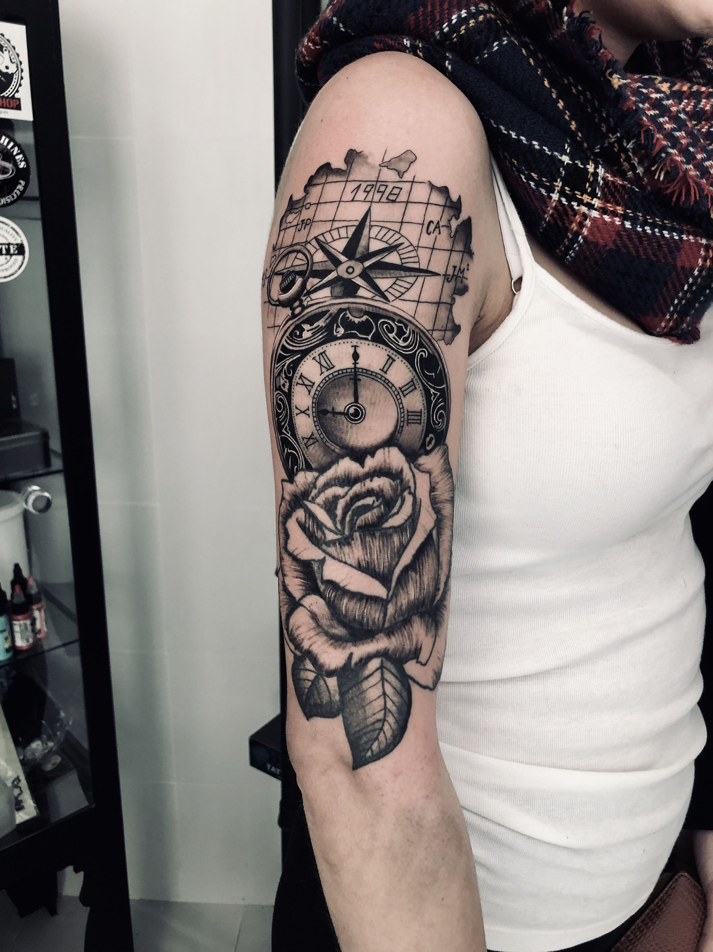 Foto 52 de Tatuajes en  | Tattoo Artman