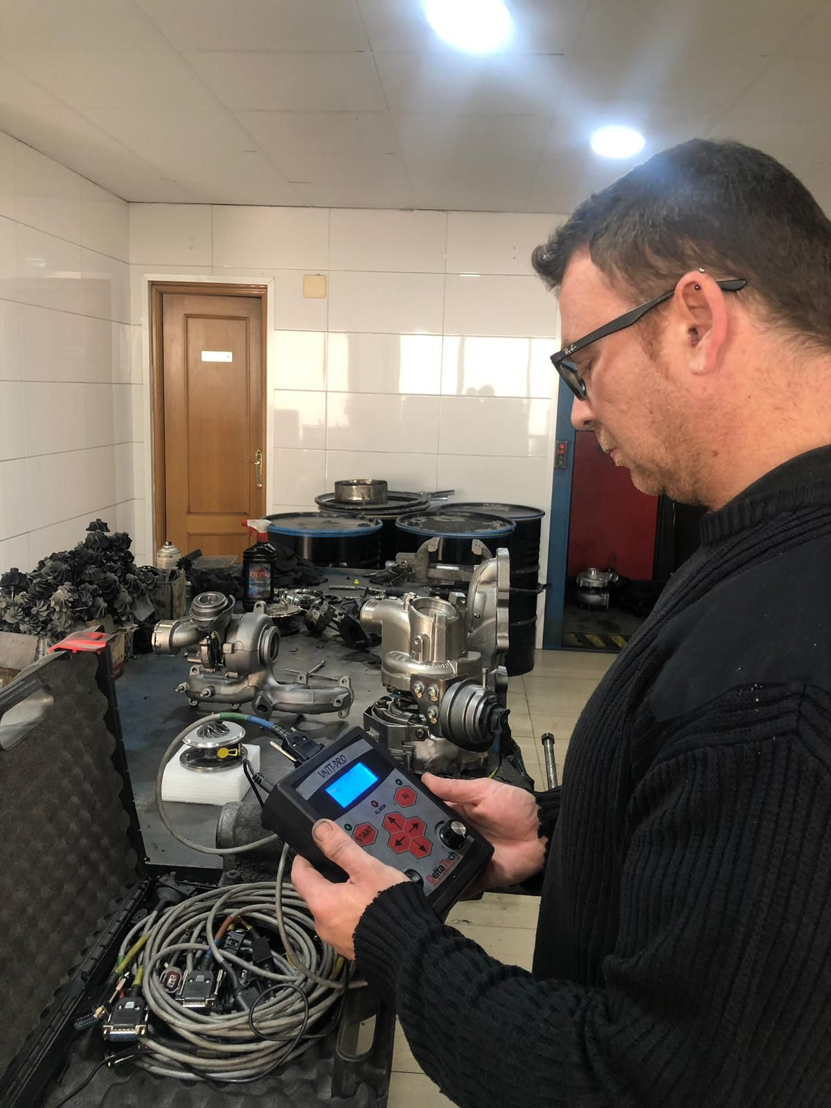 Reparación de turbos Valencia