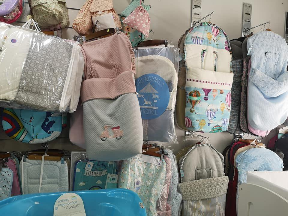 Sacos para carros de bebé en Granada