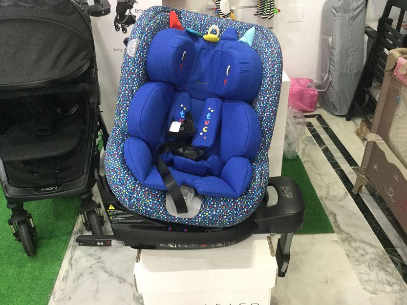 Sillas de bebé para el coche en Granada