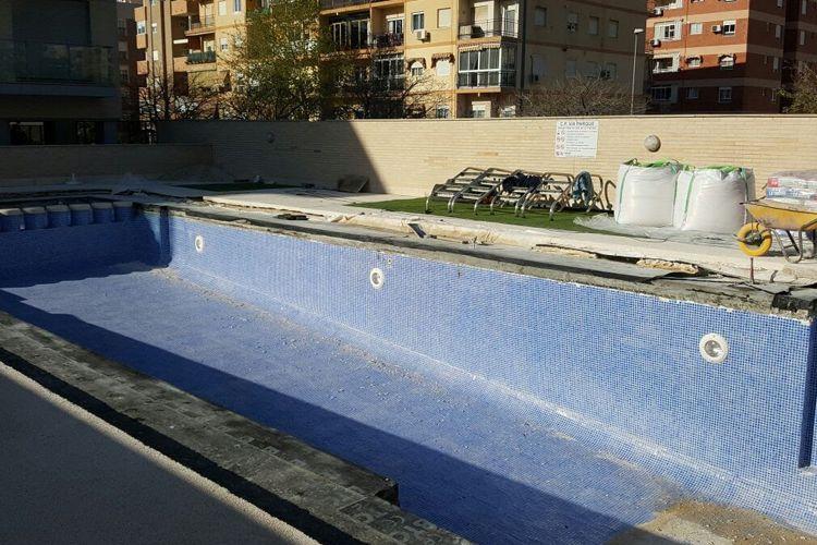 Limpieza de piscinas en Murcia