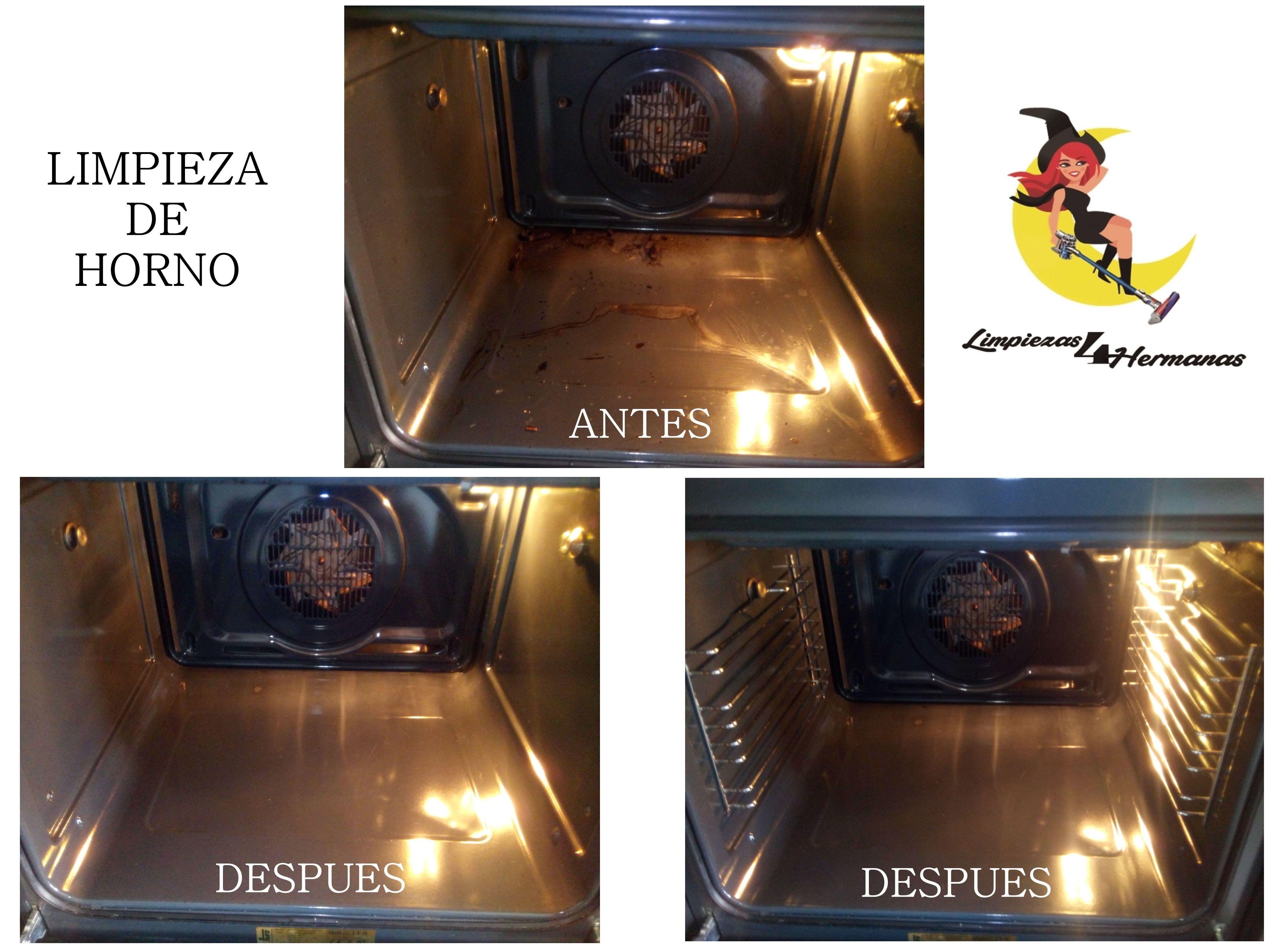 Técnica poco conocida y muy efectiva, sumado a nuestros excelentes productos, para dejar los interiores del horno con resultados sorprendentes.
