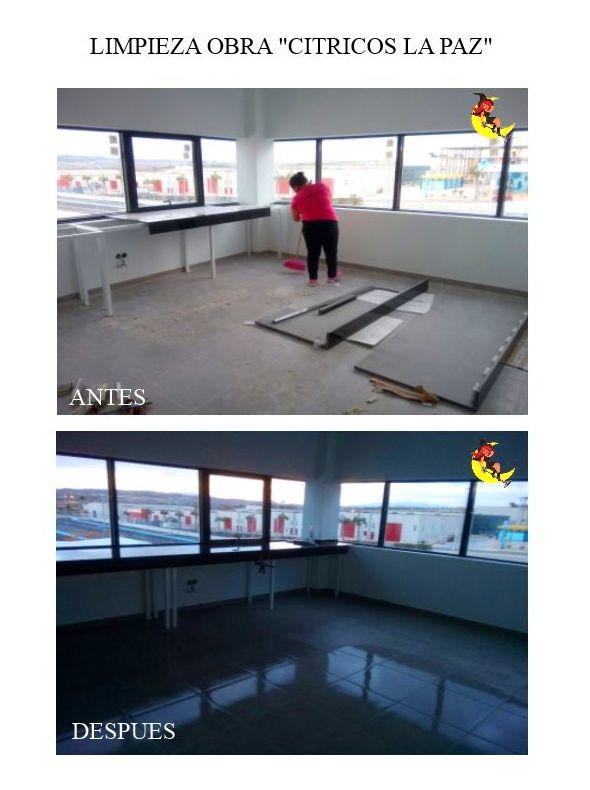 Foto 6 de Empresas de limpieza en Lorqui | Limpiezas 4 Hermanas