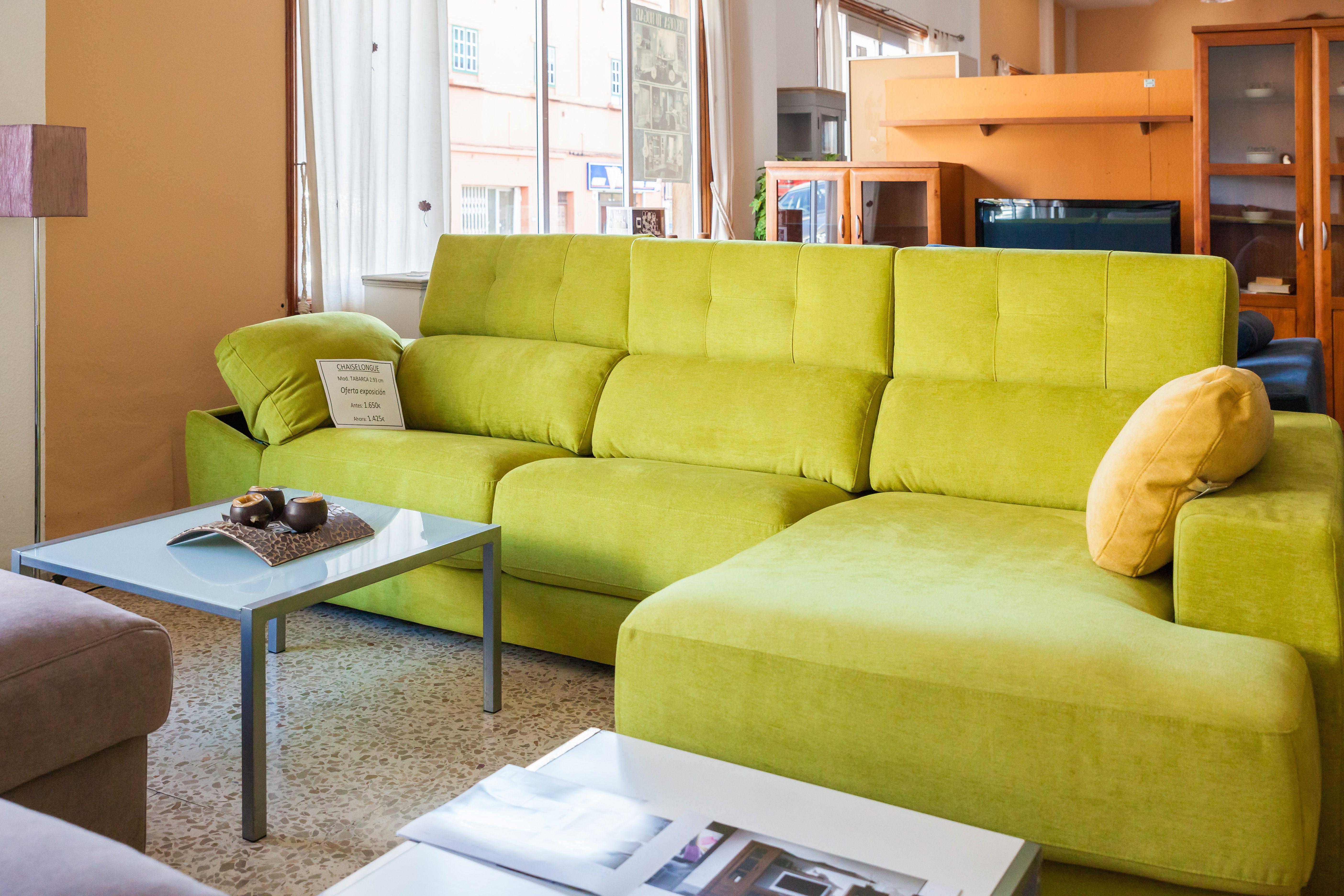 Más allá de los sofás y los colchones, en  Muebles Izquierdo vendemos todo tipo de muebles