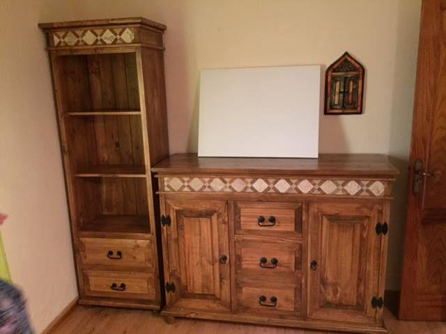 Muebles rústicos en Tenerife