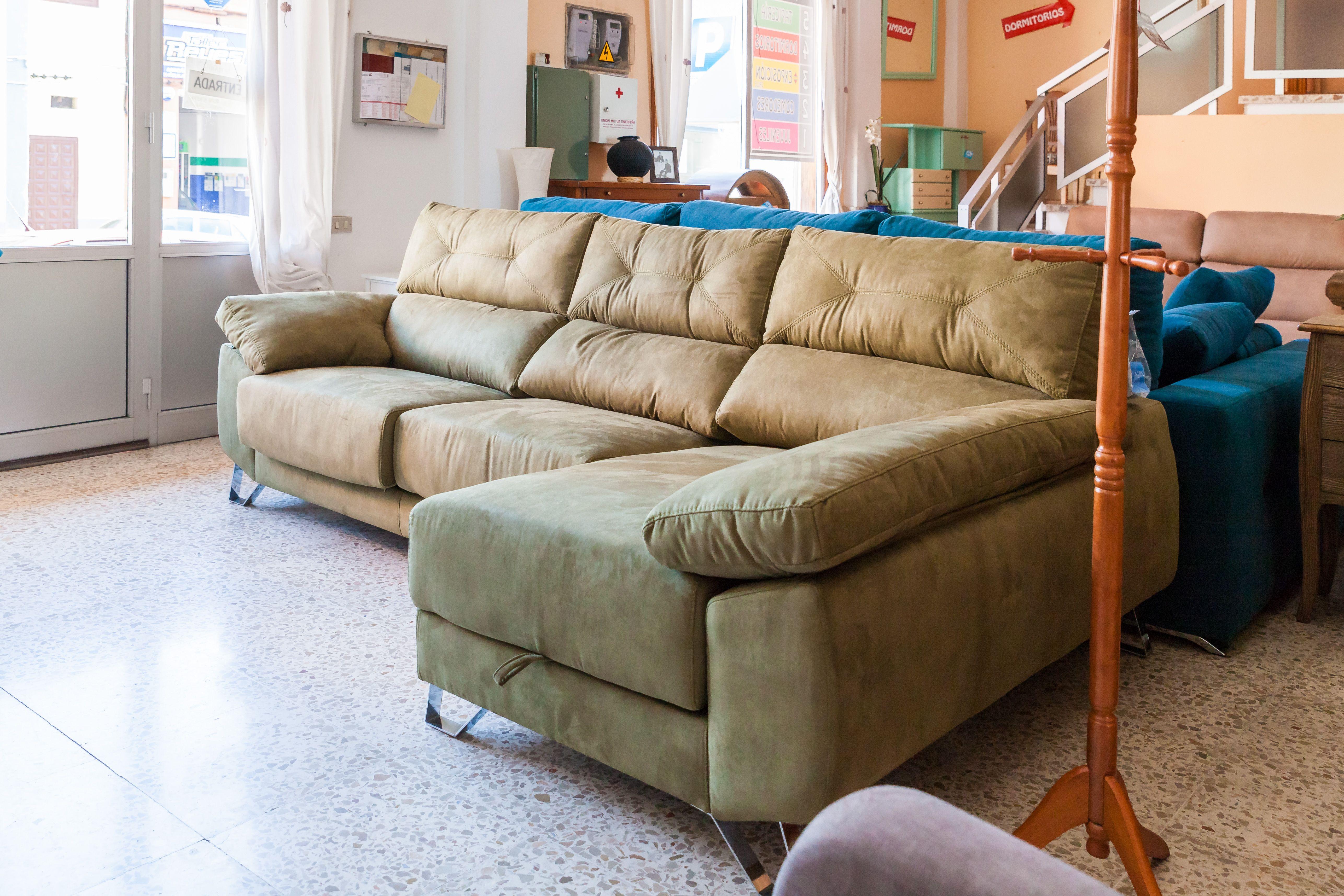 Tu tienda de sofás en Tenerife se llama Muebles Izquierdo