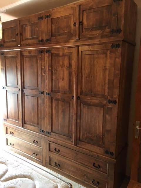 Muebles de madera de calidad en Tenerife