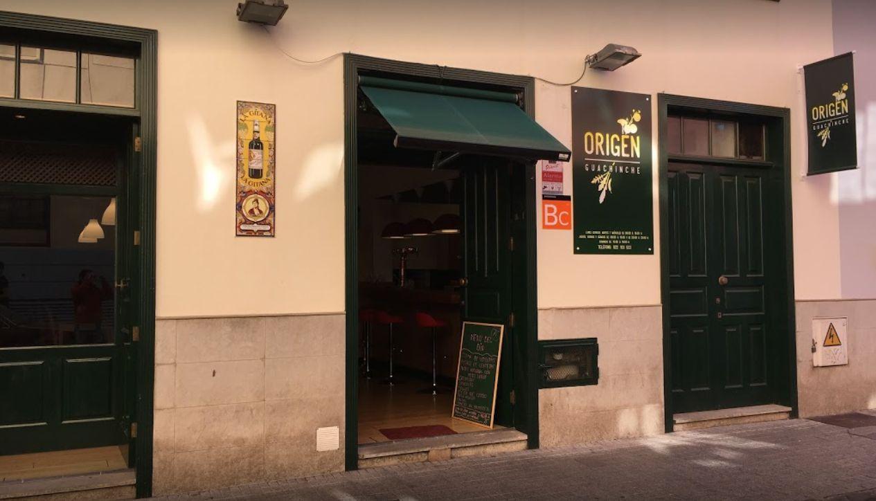 Nuestro restaurante en San Cristóbal De La Laguna