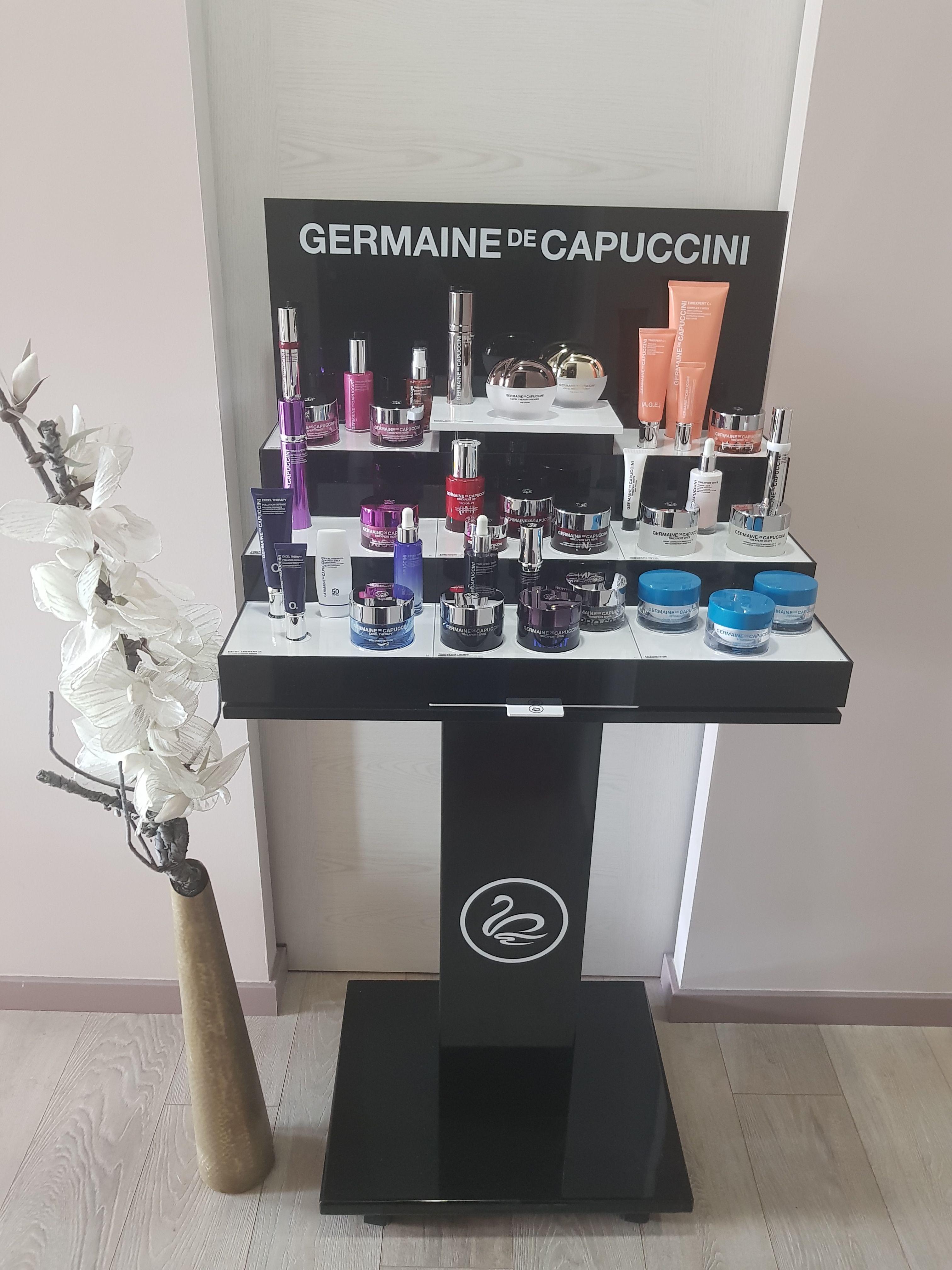Tratamientos con la marca Germaine de Capuccini