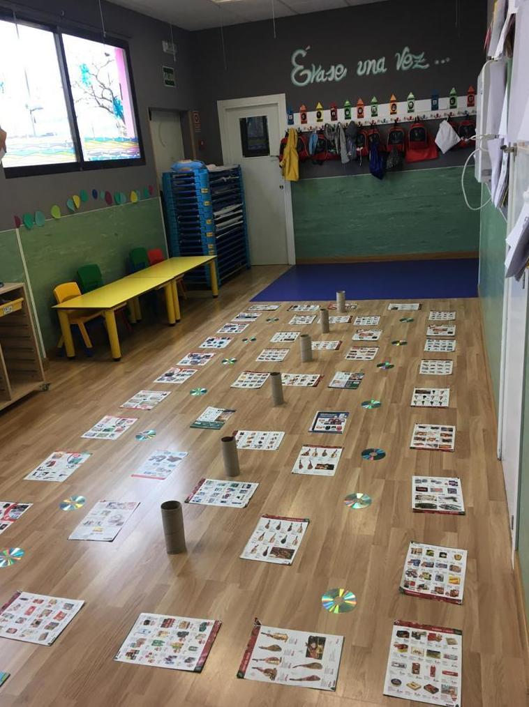 Foto 5 de Guarderías y Escuelas infantiles en Leganés | Escuela Infantil Sonrisas