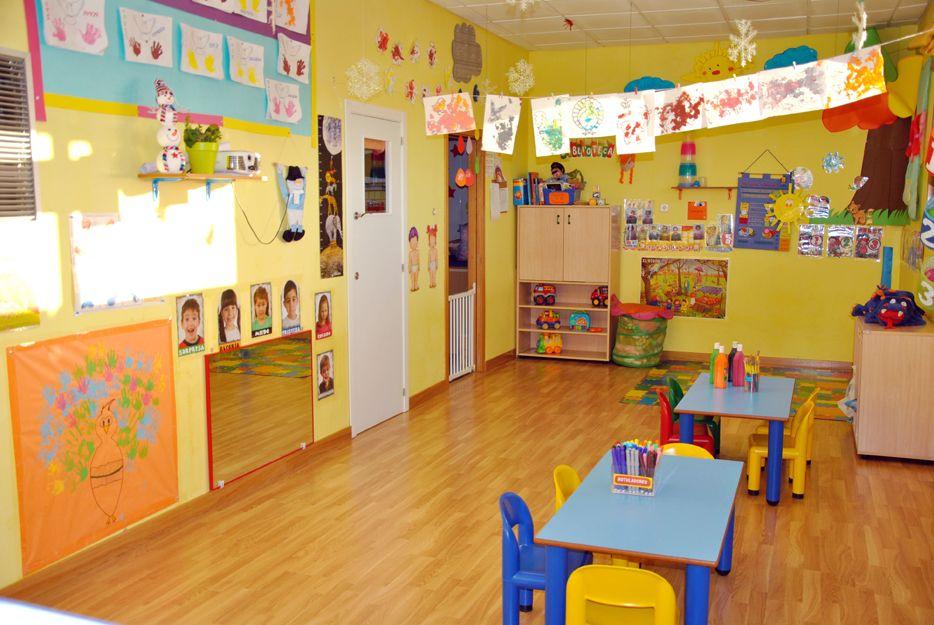 Escuela infantil en Leganés