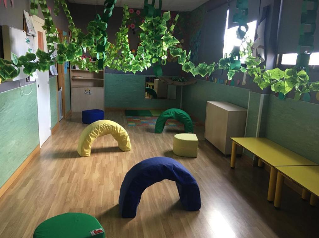 Foto 11 de Guarderías y Escuelas infantiles en Leganés   Escuela Infantil Sonrisas