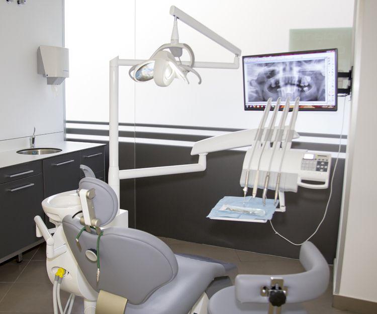 Sala de nuestra clínica dental en Ciudad Real