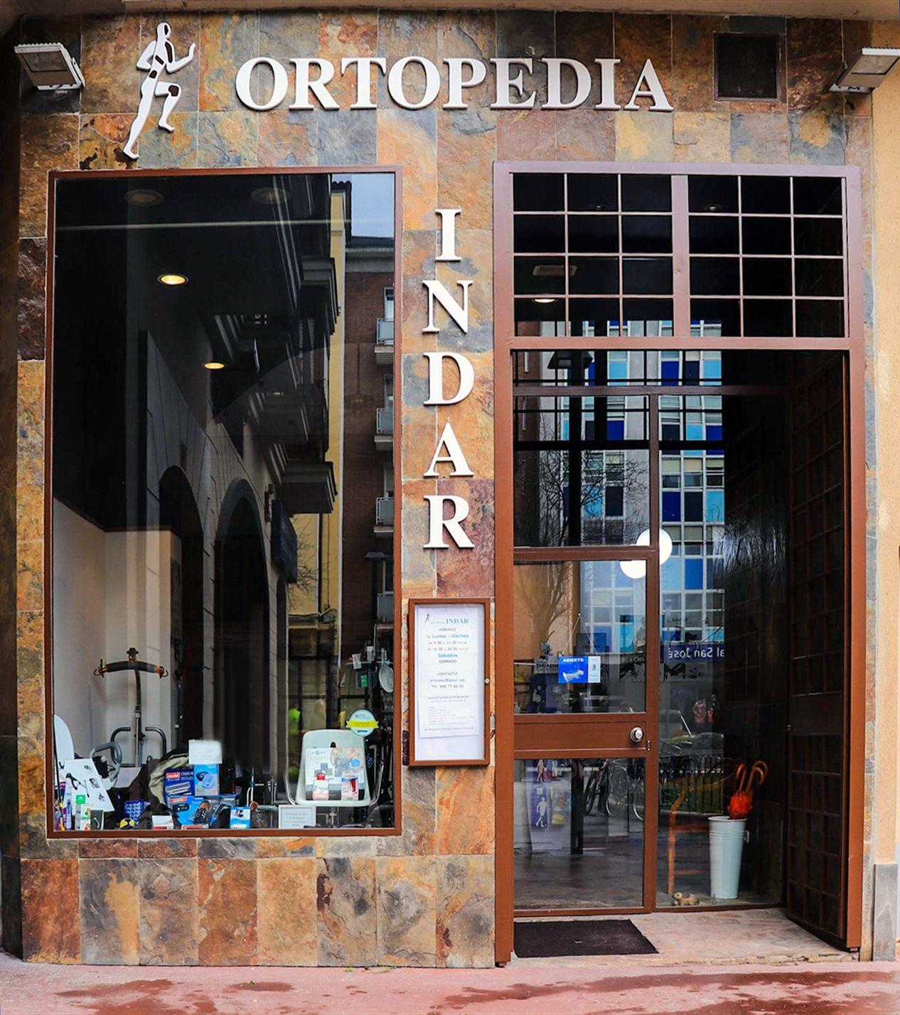 Ortopedia en Vitoria concertada con Osakidetza