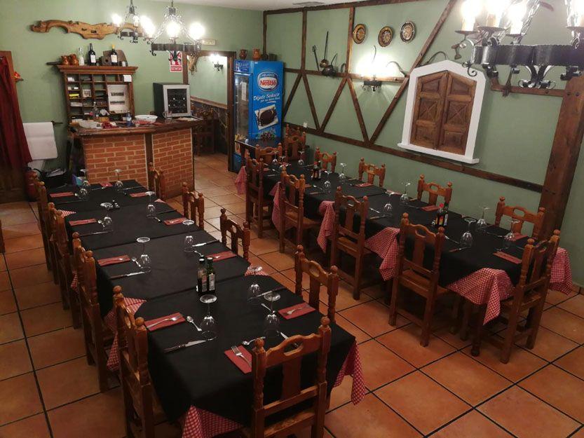 Restaurante para celebraciones en Salamanca