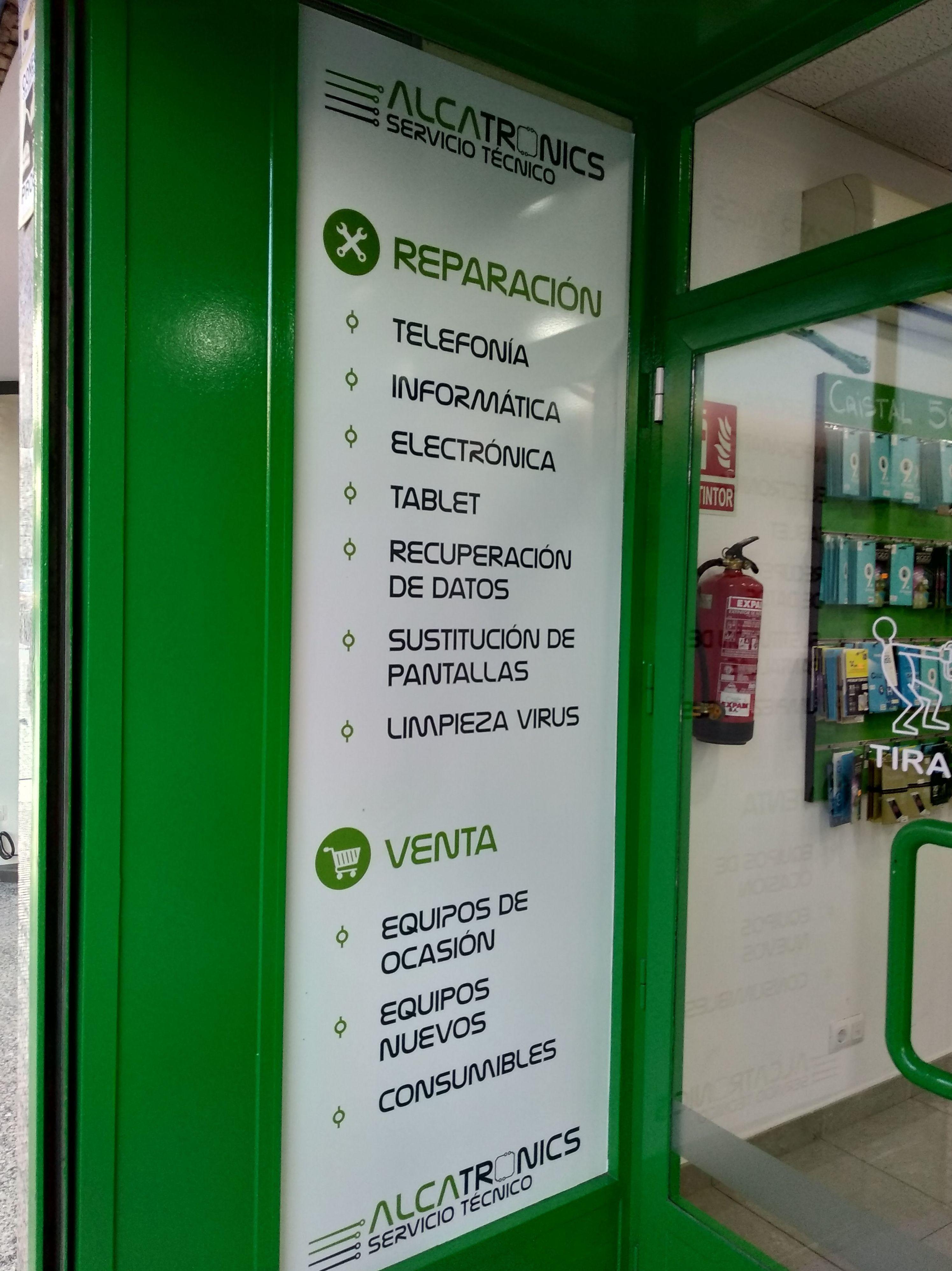 Foto 29 de Electrónica en Coslada | Alcatronics