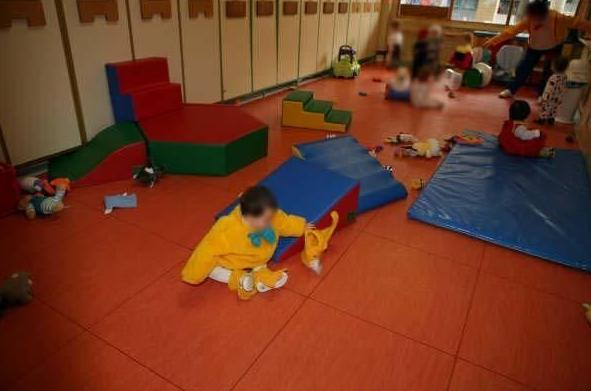 Sala de juegos para pequeños