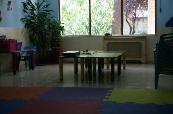 Aulas de la escuela infantil Los Retoños