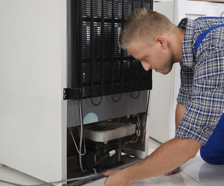 Reparación de electrodoméstico de gama blanca