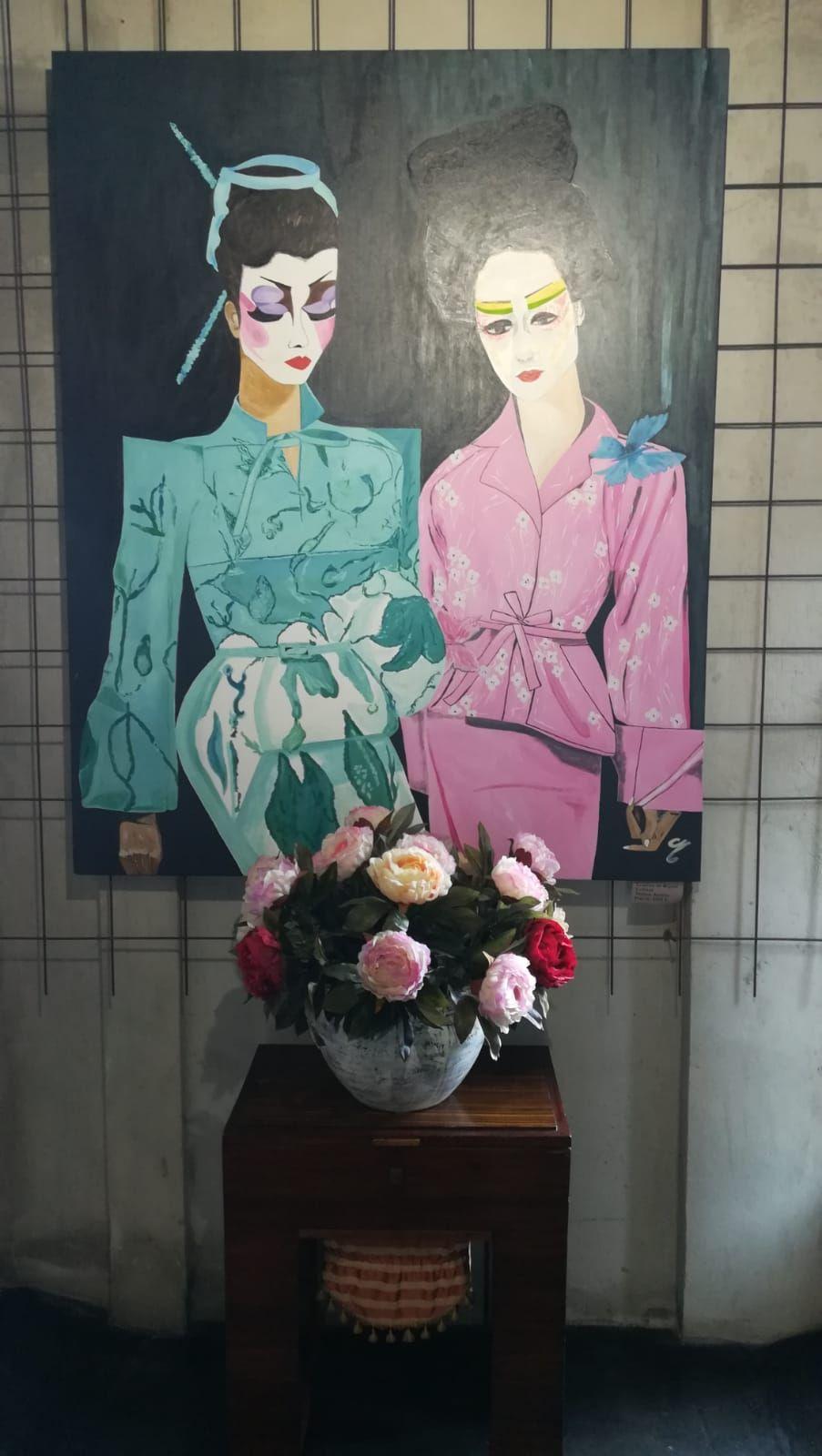 Foto 40 de Art gallery and exhibition hall en Sitges   L´Art i Café