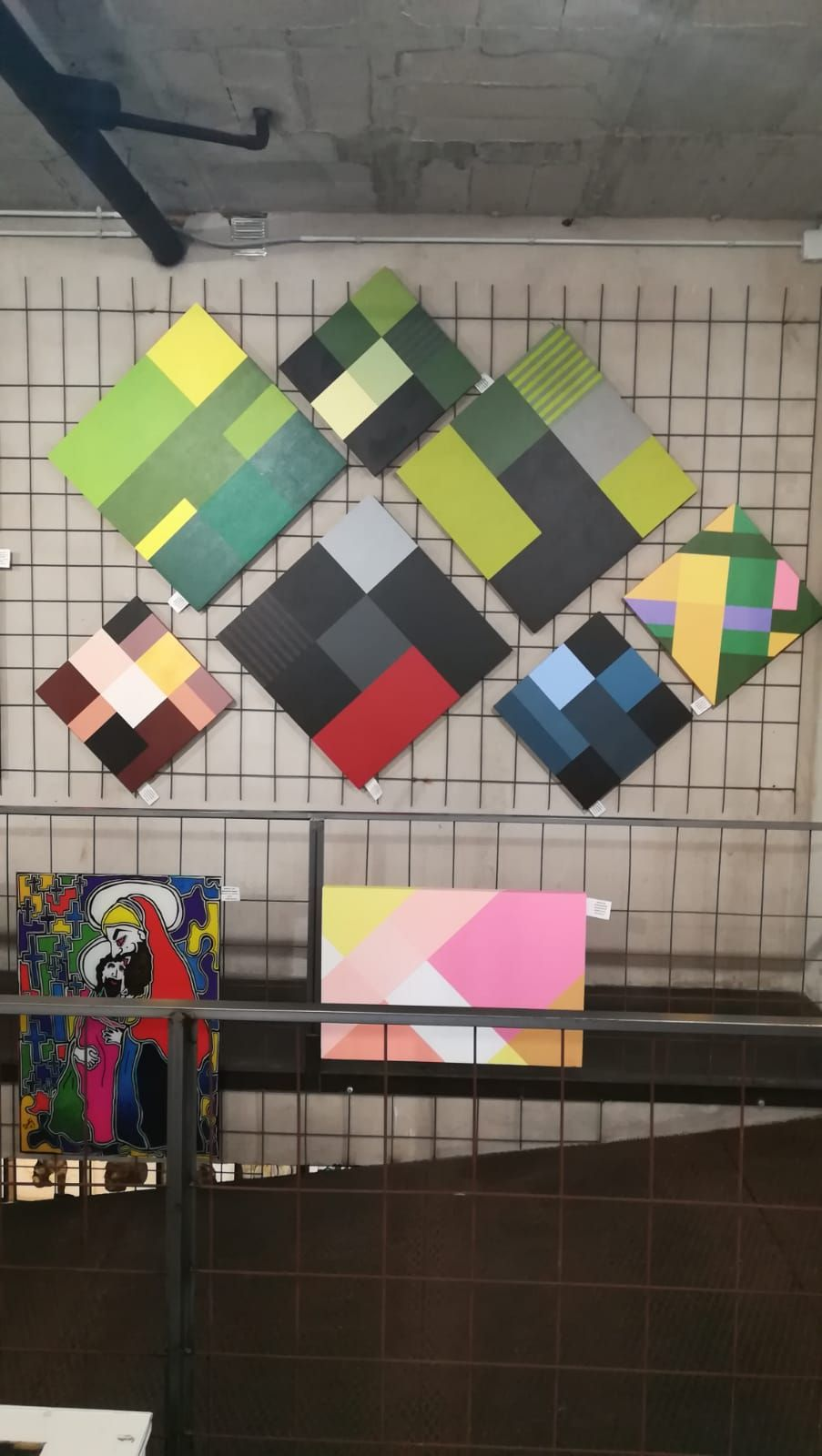 Exposición de arte en Sitges, Barcelona