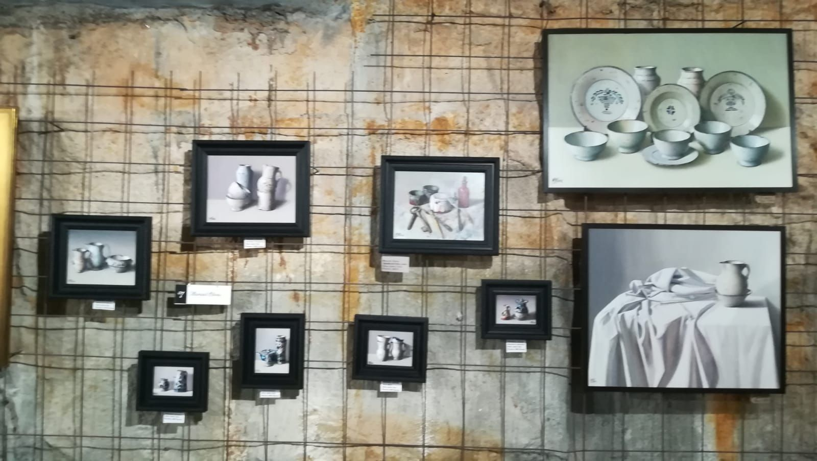 Foto 84 de Galería de arte y sala de exposiciones en Sitges | L´Art i Café