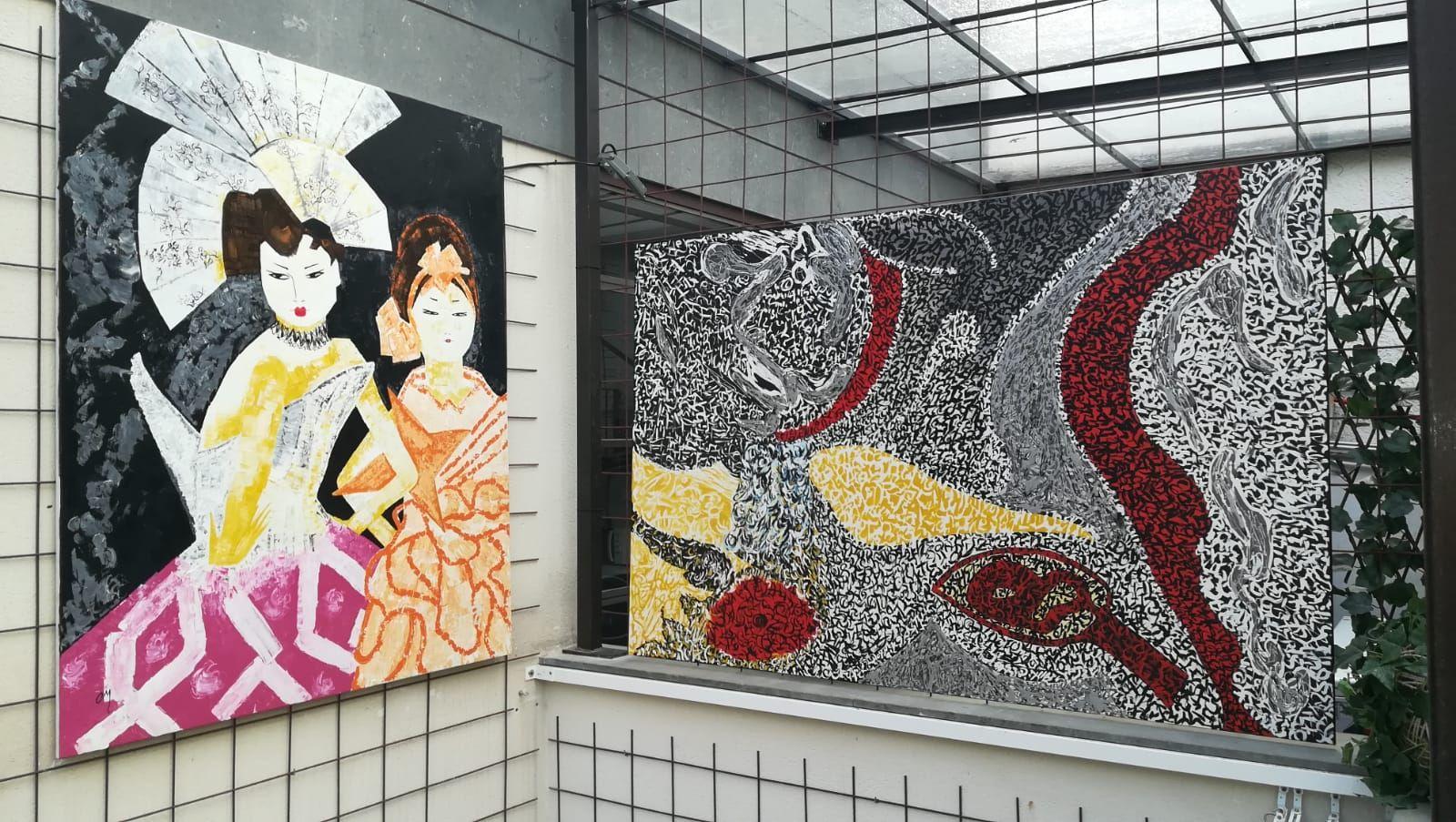 Foto 52 de Art gallery and exhibition hall en Sitges | L´Art i Café