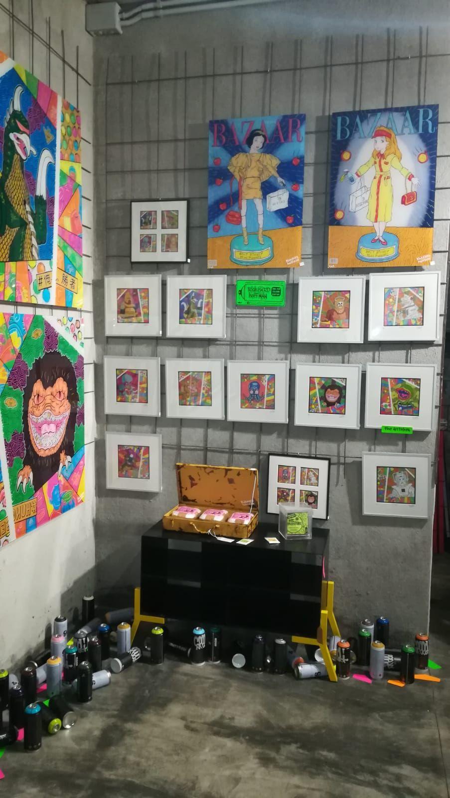 Foto 26 de Galería de arte y sala de exposiciones en Sitges | L´Art i Café