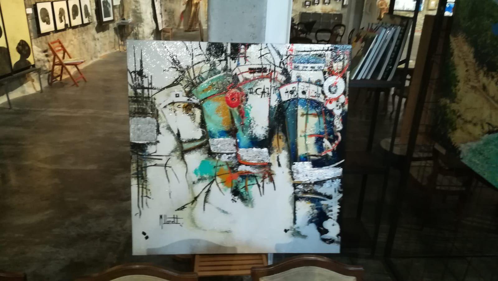Galería de arte en Sitges