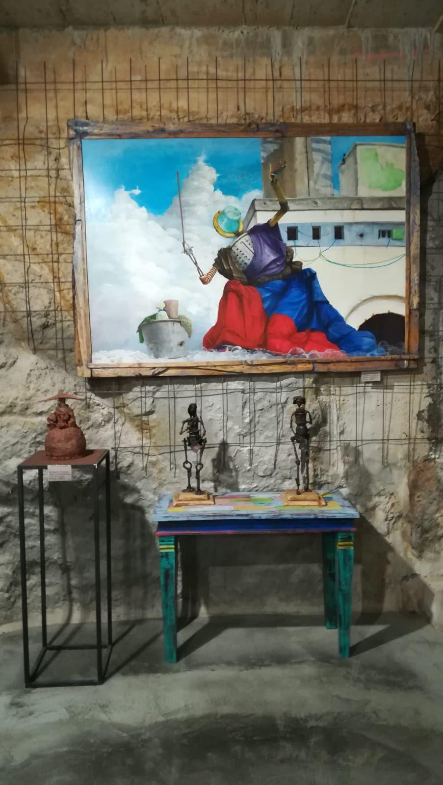 Foto 82 de Galería de arte y sala de exposiciones en Sitges | L´Art i Café