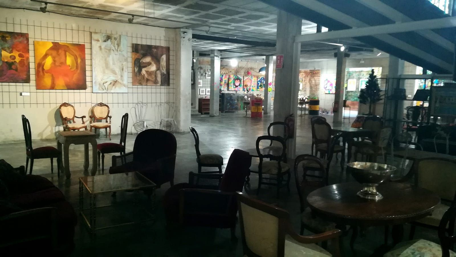 Rental of events room in Sitges
