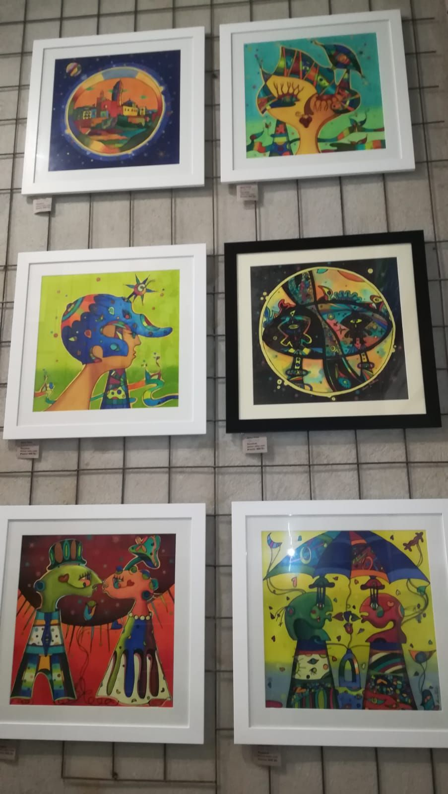 Foto 58 de Galería de arte y sala de exposiciones en Sitges   L´Art i Café
