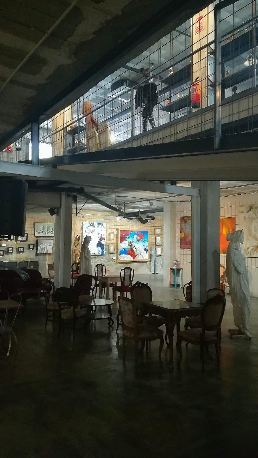 Alquiler de sala de eventos en Sitges