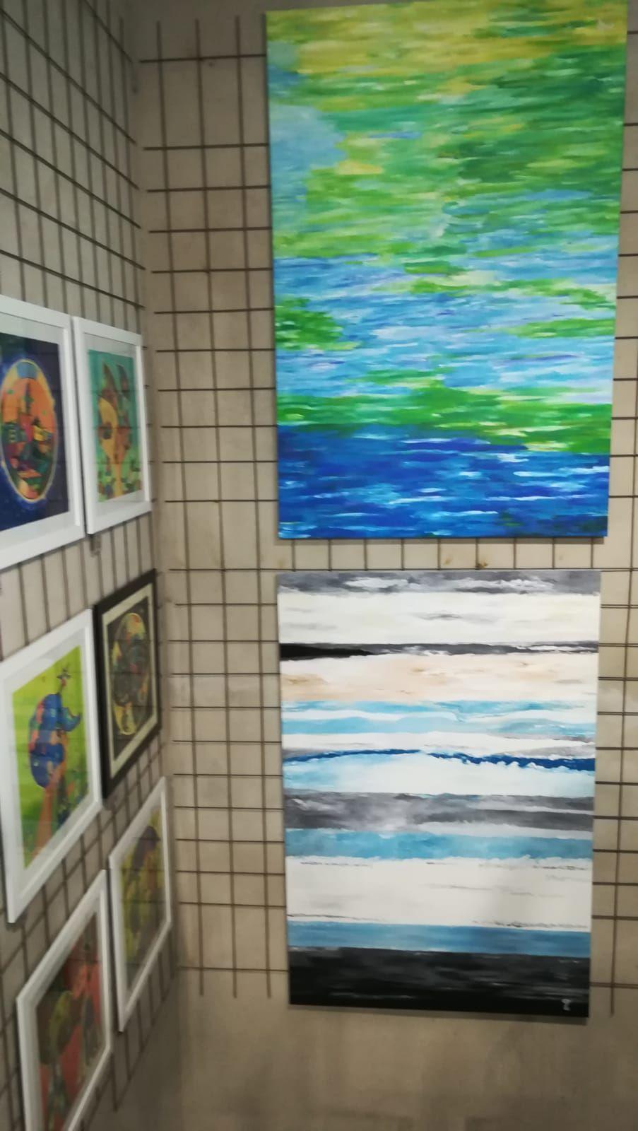 Venta de arte en Sitges
