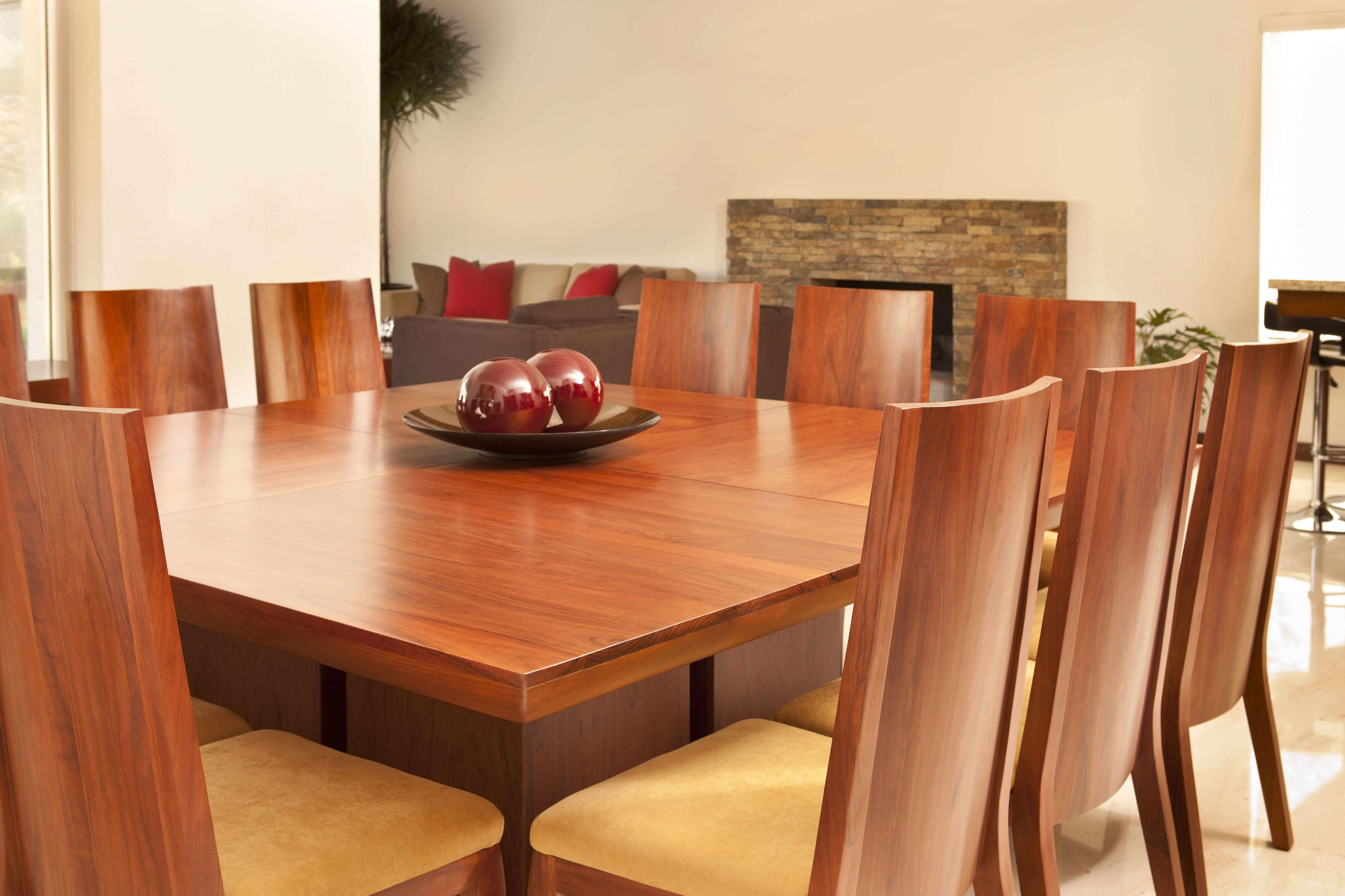 ¿Qué madera debes elegir para los muebles de casa?